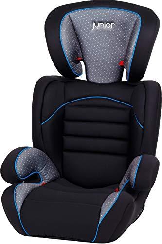 Kindersitz Basic HDPE nach ECE R44//04 Gruppe 2+3 Autokindersitz Auto Sitz